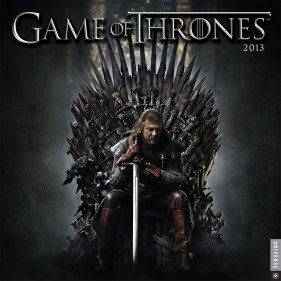 Game of Thrones 2013 Calendar (HBO)
