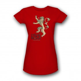 Game of Thrones Lannister Women's T-Shirt
