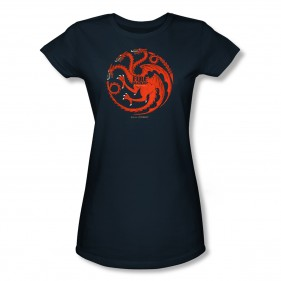Game of Thrones Targaryen Women's T-shirt