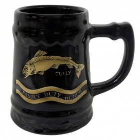 "Game of Thrones Tully ""Family Duty"" Stein"