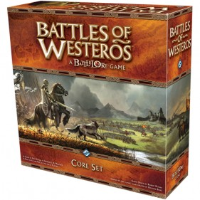 Battles of Westeros: A Battlelore Board Game