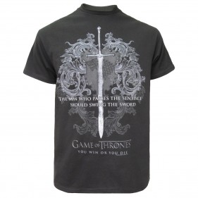 Game of Thrones Ice Sword T-Shirt