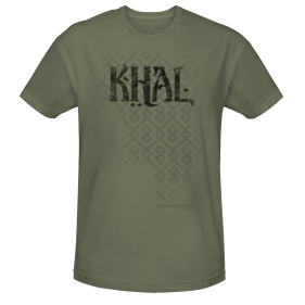 Game of Thrones Khal T-Shirt