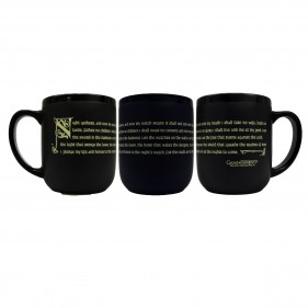 Game of Thrones Night's Watch Oath Mug