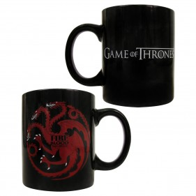 Game of Thrones House Targaryen Mug