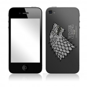 Game of Thrones House Stark Phone & MP3 Player Skins