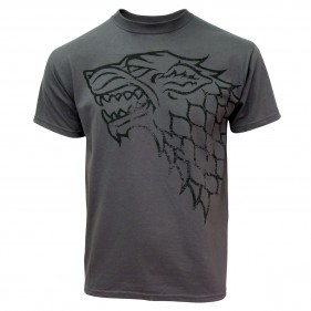 Game of Thrones Distressed Stark Sigil T-Shirt