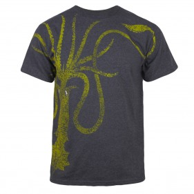 Game of Thrones Distressed Greyjoy Sigil T-Shirt