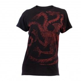 Game of Thrones Distressed Targaryen Sigil Women's T-Shirt
