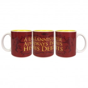 Game of Thrones A Lannister Always Pays His Debts Mug
