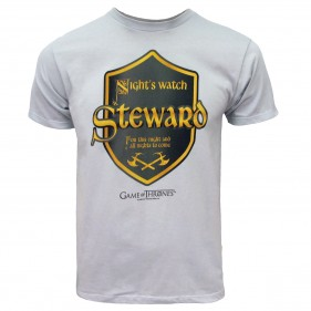 Game of Thrones Night's Watch Steward T-Shirt