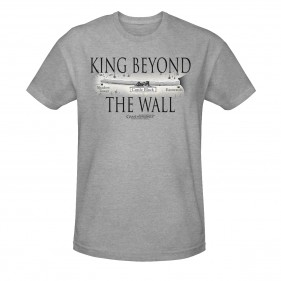 Game of Thrones King Beyond The Wall T-Shirt