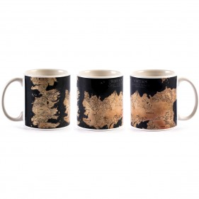 Game of Thrones Westeros Map Mug