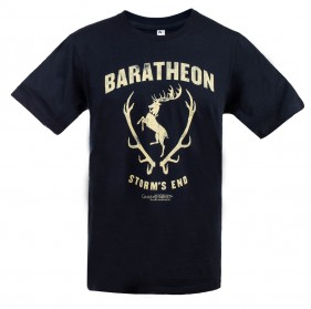 Game of Thrones Baratheon Storm's End T-Shirt