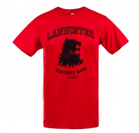 Game of Thrones Lannister Casterly Rock T-Shirt