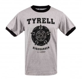 Game of Thrones Tyrell Highgarden Ringer T-Shirt