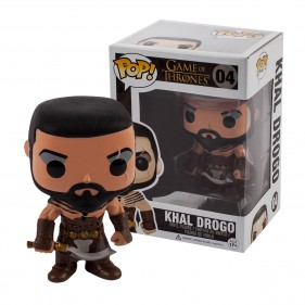 Game of Thrones Pop! Television Khal Drogo Figurine