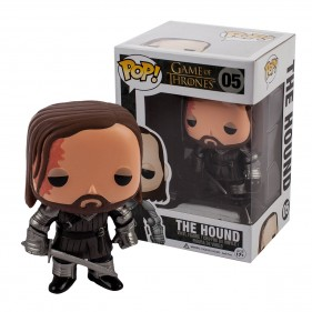 Game of Thrones Pop! Television The Hound Figurine