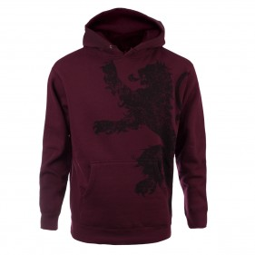 Game of Thrones Lannister Distressed Sigil Hoodie