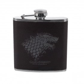 Game of Thrones House Stark Flask