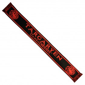 Game of Thrones Targaryen Scarf