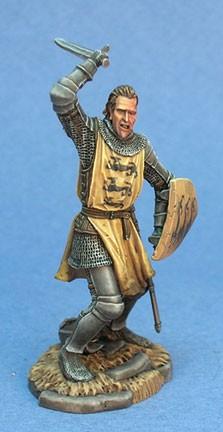 "Ser Sandor Clegane ""The Hound"" (Masterworks Miniatures)"