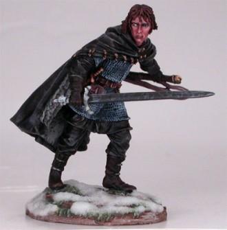 Jon Snow (Masterworks Miniatures)