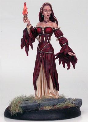 Melisandre — Priestess of R'Hllor (Masterworks Miniatures)
