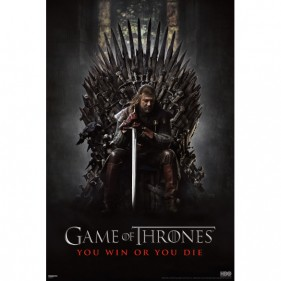 "Game of Thrones ""You Win or You Die"" Poster [24x36]"