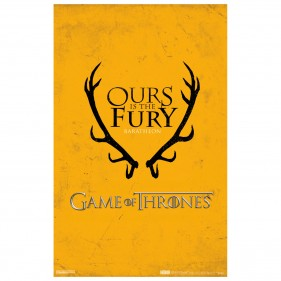 Game of Thrones House Baratheon Poster [11x17]