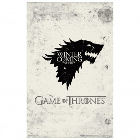Game of Thrones House Stark Poster [11x17]