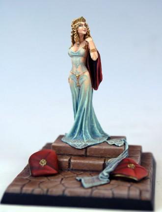 Cersei Lannister (Masterworks Miniatures)