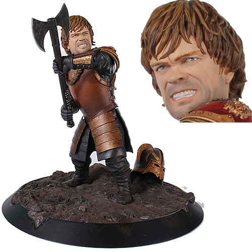 Tyrion Statue