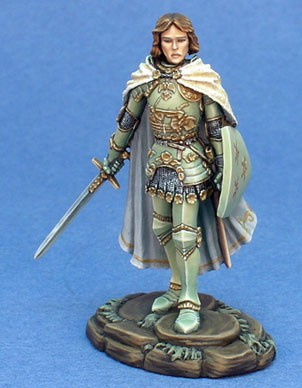 "Ser Loras Tyrell ""Knight of the Flowers"" (Masterworks Miniatures)"