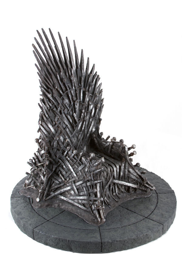 14″ Iron Throne Replica