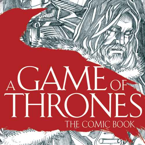 A Game Of Thrones The Comic Book Mobile Application George Rr
