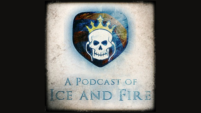 A PODCAST OF ICE AND FIRE WINS GEEKY AWARD 2013