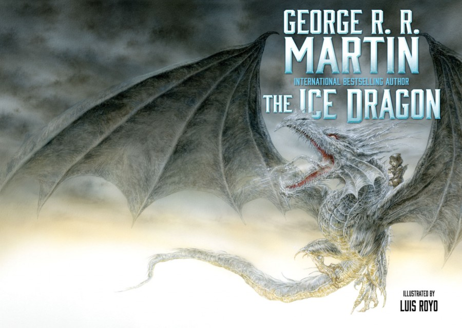 NEW EDITION OF THE ICE DRAGON