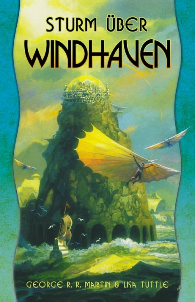 WINDHAVEN GRAPHIC NOVEL ADAPTATION