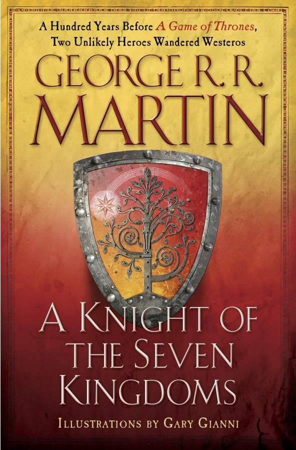 ILLUSTRATED KNIGHT OF THE SEVEN KINGDOMS