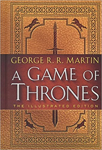 Game of Thrones Illustrated anniversary edition