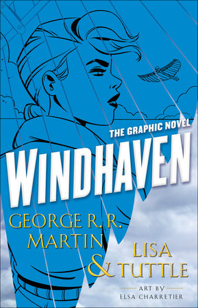 WINDHAVEN Graphic Novel