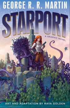 STARPORT,  Graphic Novel Coming March 2019 from Bantam
